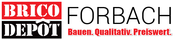 Brico Dépôt Forbach, Ihr Baumarkt, Bauen, Qualitativ, Preiswert.